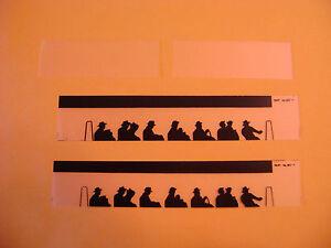 Lionel-Trolley-Window-Inserts-4-pieces