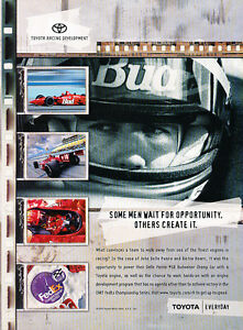 1999-Toyota-Racing-Opportunity-Classic-Vintage-Advertisement-Ad-D39