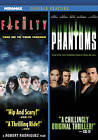 Phantoms/The Faculty (DVD, 2011)
