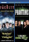 Phantoms/The Faculty (DVD, 2011)
