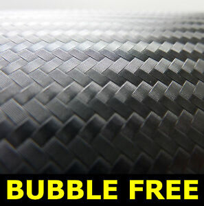 BMW-E46-E90-E91-3D-Carbon-Fibre-Vinyl-Wrap-Bubble-Free