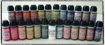 Tim Holtz DISTRESS STAIN You pick 5 NEW