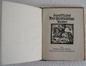 1925-SANS-SACHS-DER-SPIELIUCHTIGE-TREITER-WOODCUTS-in-OLD-GERMAN-BOOK