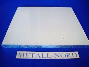 aluminium alu 200x200x10 plan gefr st zuschnitt almg4 5mn mit schuzfolie cnc ebay. Black Bedroom Furniture Sets. Home Design Ideas