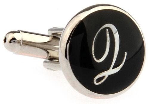 Lettere J Nero un Gemelli con il Regalo Sacchetto miscela e fiammifero