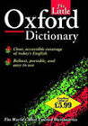 The Little Oxford Dictionary of Current English by Oxford University Press (Hardback, 1998)
