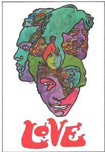 LOVE-POSTER-FOREVER-CHANGES-Folk-rock-psychedelia