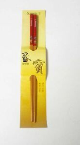 GUINNESS-Come-Together-WOOD-CHOPSTICKS-Celebrate-Malaysia-NEW-2011-Lacquer-9-034
