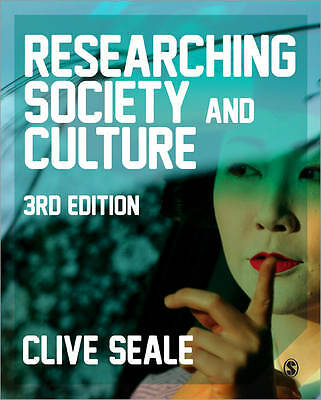 Researching Society and Culture-ExLibrary