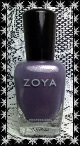 Zoya *~Neeka~* Nail Polish Nail Lacquer 2011 Mirrors Glitter