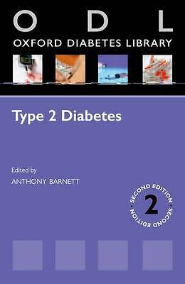 Type 2 Diabetes (Oxford Diabetes Library Series)-ExLibrary