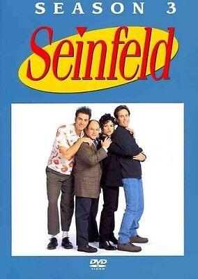 Seinfeld: The Complete Third Season DVD Region 1, NTSC