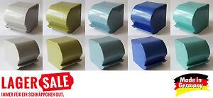Toilettenpapierhalter-Retro-Design-Nostalgie-DDR-WC-Papierhalter-Farbauswahl