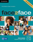 face2face Intermediate Student's Book with DVD-ROM and Online Workbook Pack by Nicholas Tims, Chris Redston, Gillie Cunningham (Mixed media product, 2013)