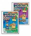 High Interest Activities: Vocabulary by Gunter Schymkiw (Paperback, 1996)