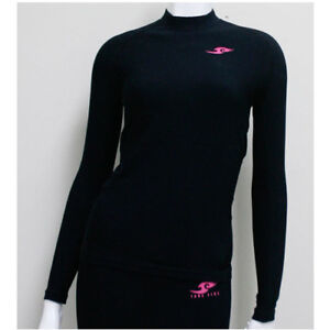 Womens-111-Winter-COMPRESSION-Training-Skin-Tight-Shirt