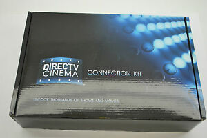 NEW-DIRECTV-WiFi-DECA-DCCK-WIRELESS-DCAWIR0-01-CINEMA-CONNECTION-KIT-HR23-HR24