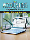 Accounting Using Excel for Success (with Essential Resources Excel Tutorials Printed Access Card) by James Reeve, Dr Carl S Warren, Jonathan Duchac (Hardback, 2011)