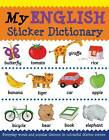 My English Sticker Dictionary by Catherine Bruzzone, Louise Millar (Paperback, 2012)