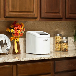 Koldfront Portable Countertop Ice Maker : ... Ice Machines > See more KoldFront Ultra Compact Portable Ice Maker - W