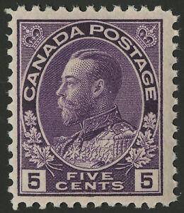 Canada 1922 Unitrade # 112 F-VF - MNH