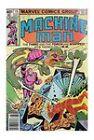 Machine Man #15 (Jun 1980, Marvel)