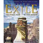 Myst 3: Exile (PC: Mac and Windows/ Windows/ Mac, 2001)