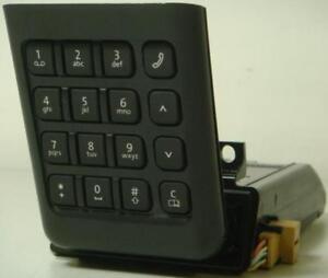 Details over NEW GENUINE VW PASSAT B6 TELEPHONE CONTROL PANEL KEYPAD 9ZW -  3C2 857 346 G