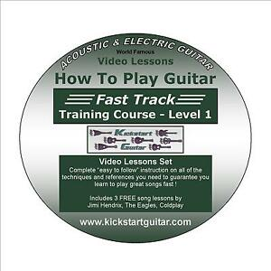 4-DVDs-Absolute-Beginner-Course-Levels-1-amp-2-23-songs-S14-Left-Hand
