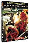 Spider-Man 2.1 (DVD, 2007, 2-Disc Set, Extended Version)