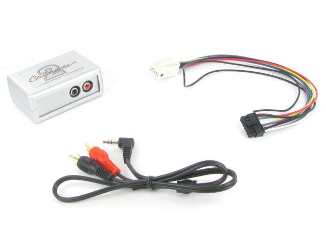 VW AUX input adapter interface 3.5mm jack RCD300 RCD310 RCD500 RCD510 CTVVGX004