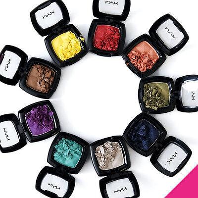 """3 NYX Single Eyeshadow""""Pick 3 Colors"""" Venus Beauty Shop"""