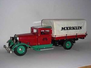 Marklin-1992-Modellino-Auto-Furgone-Condizione-Nuova-Confezione-Originale
