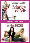 Marley And Me / In Her Shoes (DVD, 2010, 2-Disc Set)