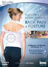 Back Pain And Posture - Ten Minute Method Workouts (DVD, 2010)