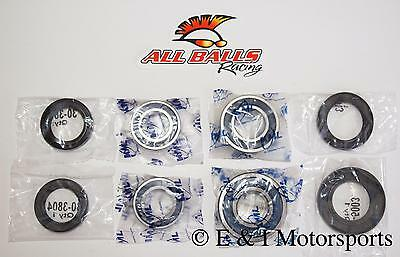 1999-2014 YAMAHA YZ125 YZ250 YZ 125 250 **FRONT & REAR WHEEL BEARINGS & SEALS**