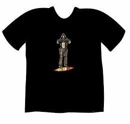 Doctor-Who-Cyberman-Starworld-T-Shirt-Size-Adult-L-or-XL-BNIP-NEW-Official-BBC