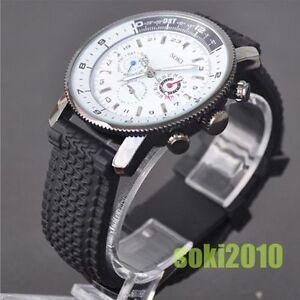 New-SOKI-White-Automatic-Mens-Mechanical-Wrist-Watch-75