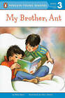 My Brother, Ant by Betsy Byars (Paperback, 1998)