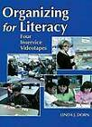Organizing for Literacy by Linda J. Dorn (DVD video, 2006)