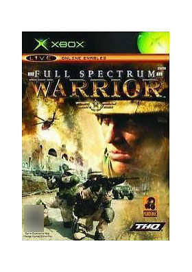 "Full Spectrum Warrior ( Xbox Original ) ( PAL ) "" LIKE NEW """