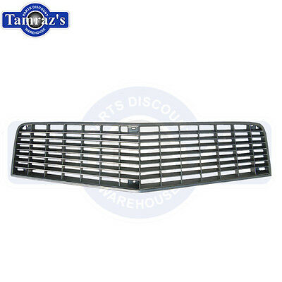 1974 - 1977 Camaro Upper Grill Grille Grey New