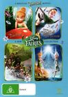 Tinker Bell - Collection (DVD, 2012, 4-Disc Set)