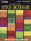 Plastic Canvas Stitch Dictionary by Leisure Arts (Paperback, 2012)