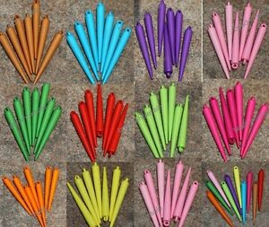 20pcs-Acrylic-Spike-Charms-For-Basketball-Wives-Earrings-53mm-U-Choose-Color