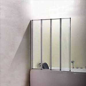 4-Fold-900-x-1400mm-Folding-Shower-Bath-Screen-Door-Panel