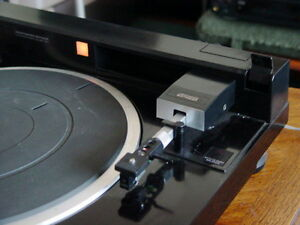 ELEVATED-STANDARD-FULL-FUNCTIONING-GORGEOUS-SONY-PS-X555ES-BIOTRACER-TURNTABLE