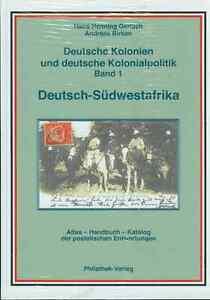 Gallant-Abedul-Deutsche-Kolonien-Volumen-1-Deutsch-Sudwestafrika-2-Edicion