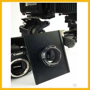 Canon-EOS-To-Linhof-Sinar-Toyo-Wista-Horseman-Cambo-Arca-4x5