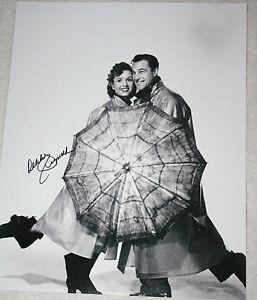 Singin-039-in-the-Rain-Debbie-Reynolds-signed-11-x-14-How-Sweet-It-Is-Proof-COA